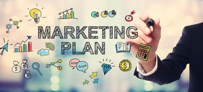 I will create a profitable digital marketing strategy and plan