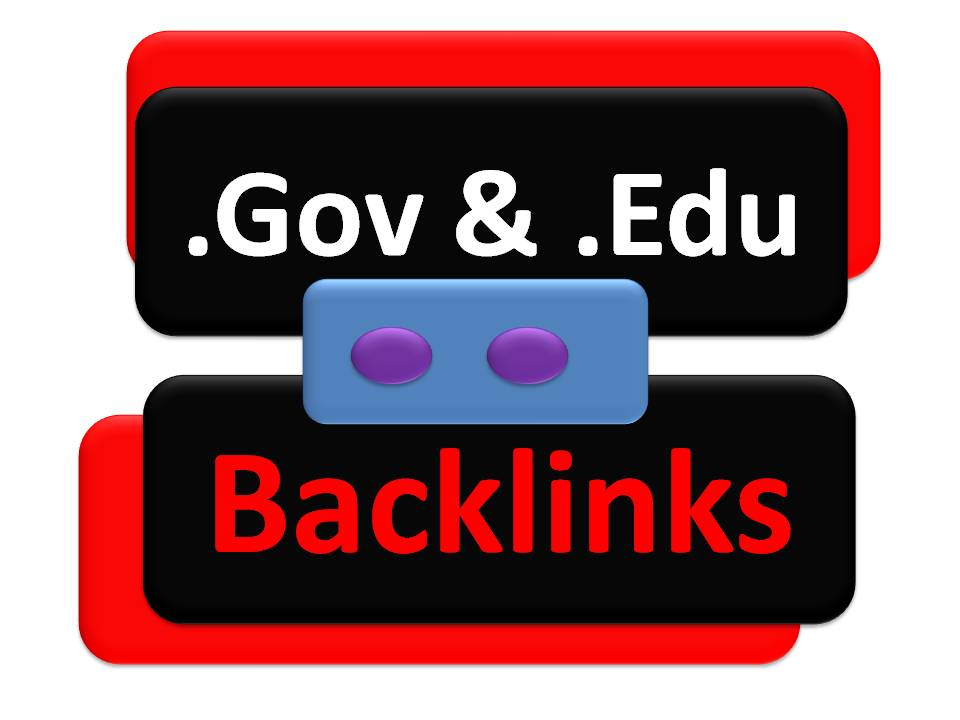 55 + Edu and Gov Redirect Backlinks (PR10-PR5) with Ping and fast delivery