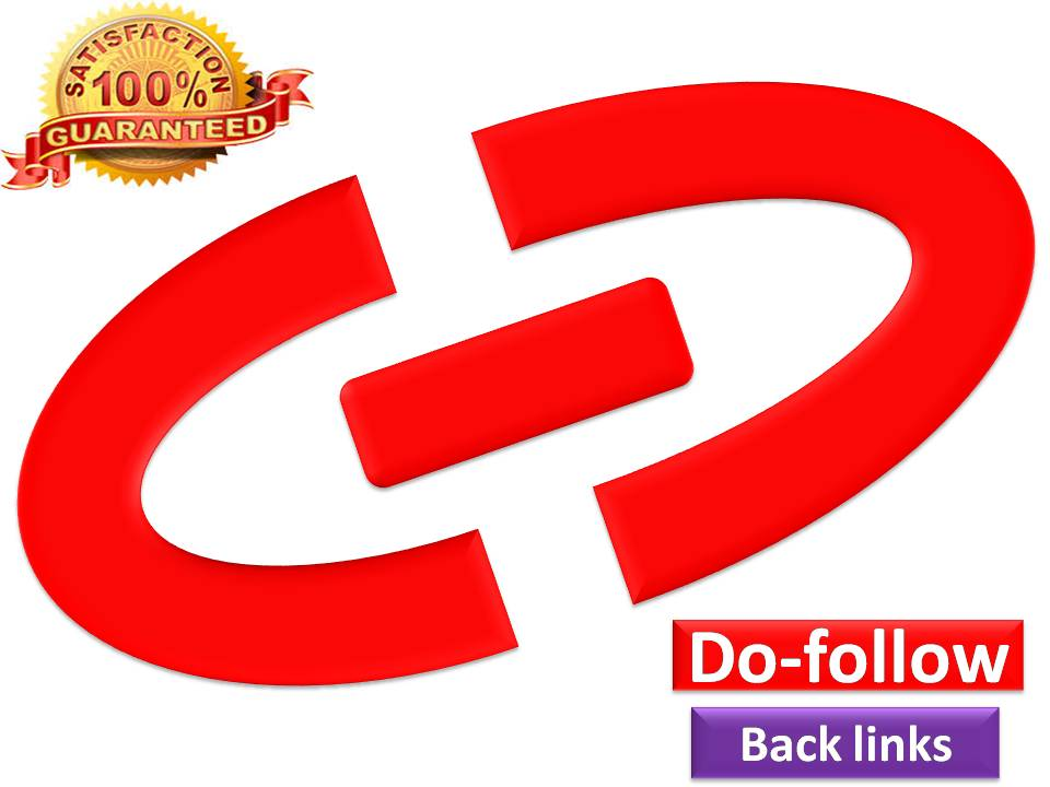 Rank your website with 2 Manually Do-follow Backlinks