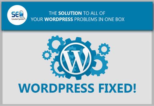 I will Fix WordPress Errors & Issues