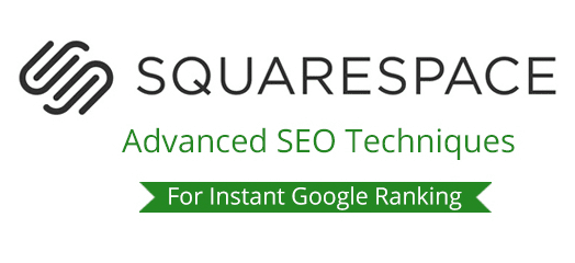 I will do complete squarespace Search Engine Optimization for google ranking