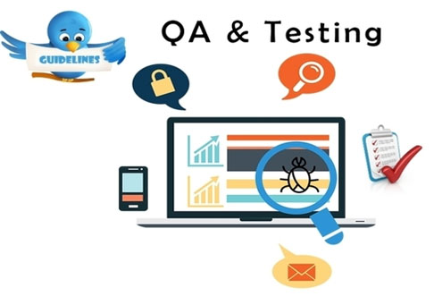 Testing and review website as QA on all platforms