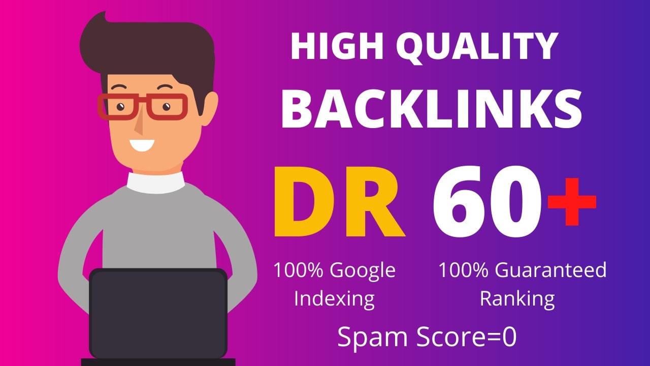 I will manually 60 USA backlinks SEO service link building