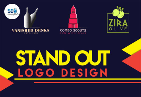 I will design a stand out logo minimalist logo