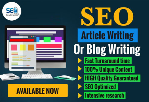 I will write your content marketing blogs