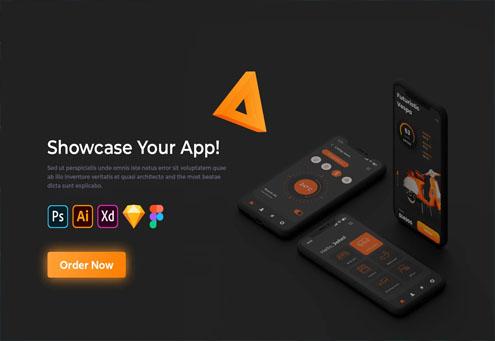UI UX design,  mobile app UI design,  or web UI design