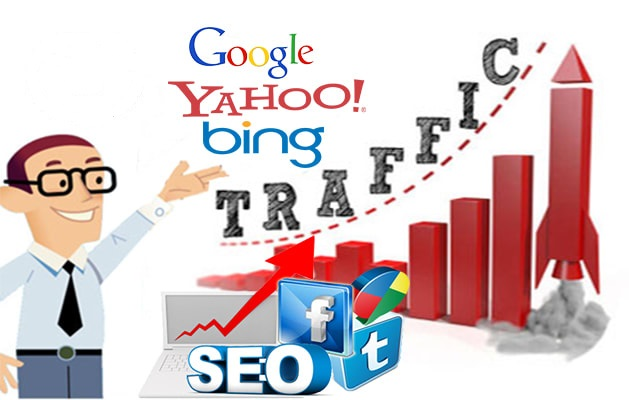 I will improve your alexa ranking and google with organic search traffic