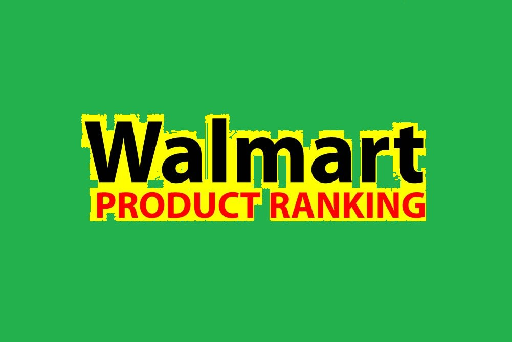 I will do walmart seo,  which rank product in 1st page