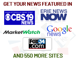 Distribute Your Press Release to 550 Premium News Outlets