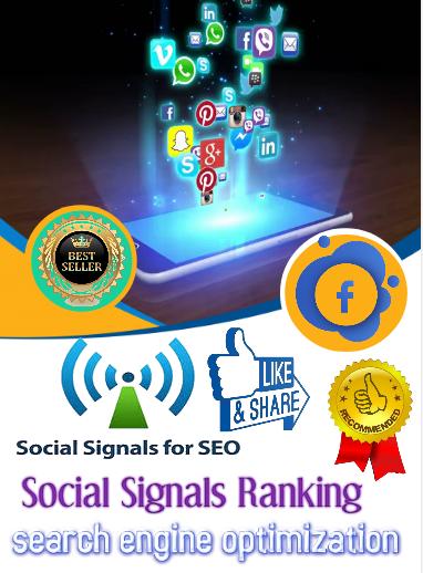 Top 1 Social Media Best Sites 10,000 Social Signals Bookmarks Important For SEO