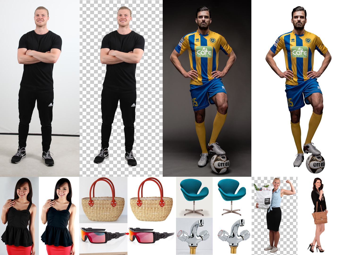 I will remove background of your bulk product images at a reasonable price.
