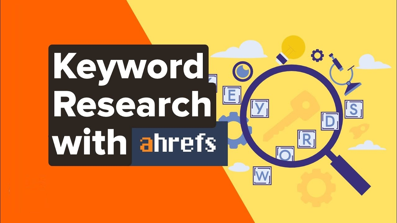 Get Ahref Keyword Research Excel Sheet (Thousands on Niche Related Keywords)