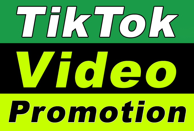 High Quality TikTok Promotion Available With Instant Start and Fast Delivery