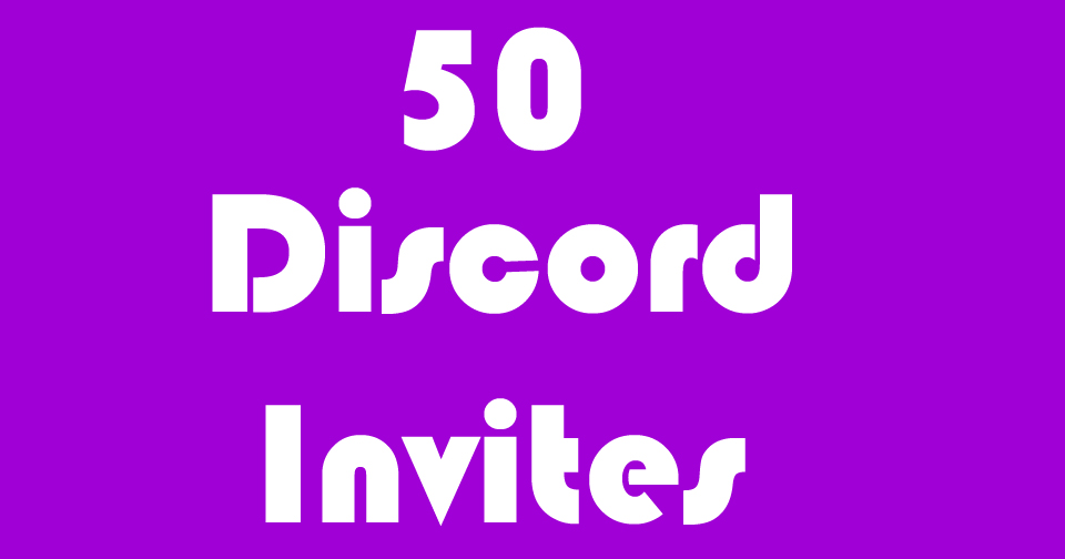Buy Discord Invites to Your Server