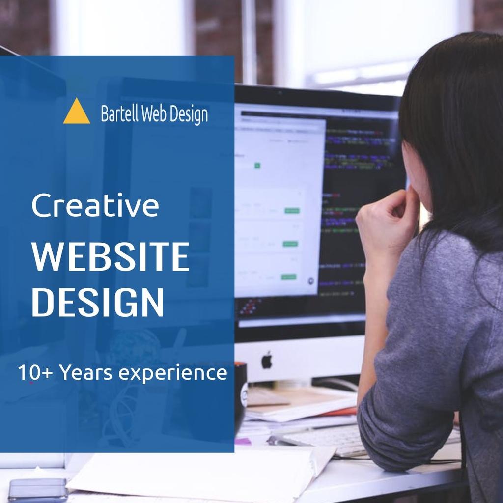 I will create a Stunning Website Design