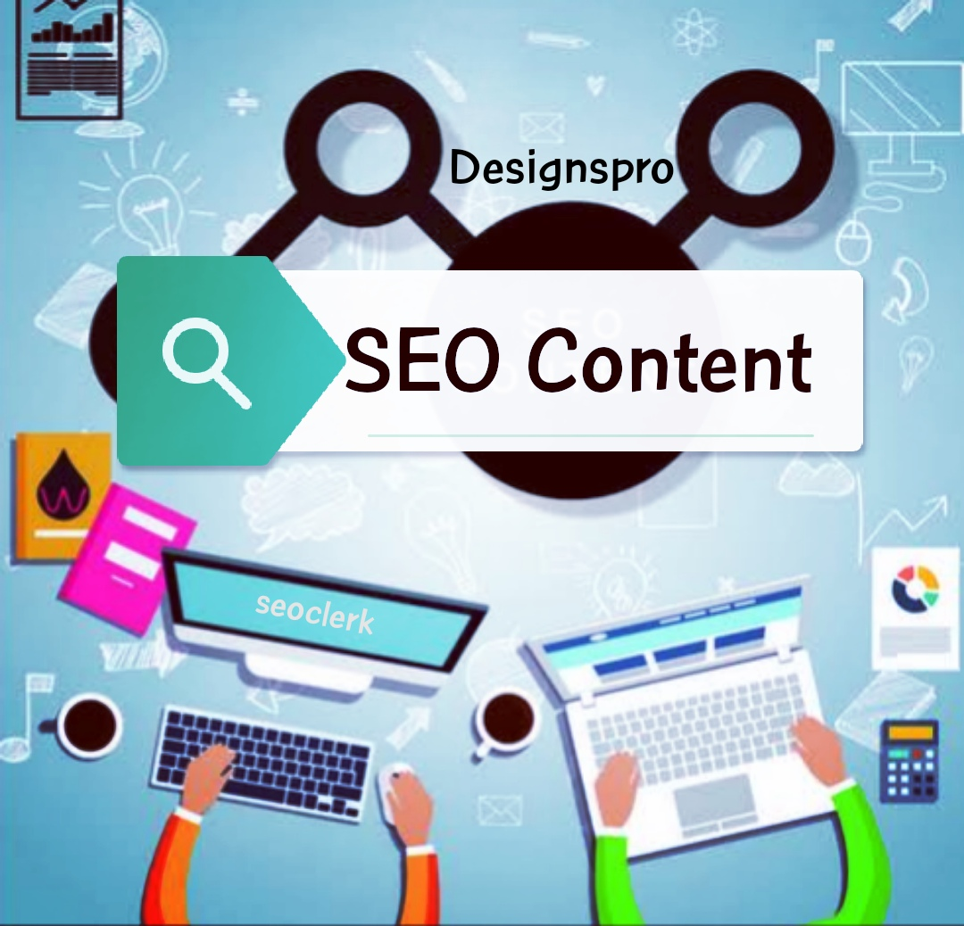 Boost Website with SEO Optimized content