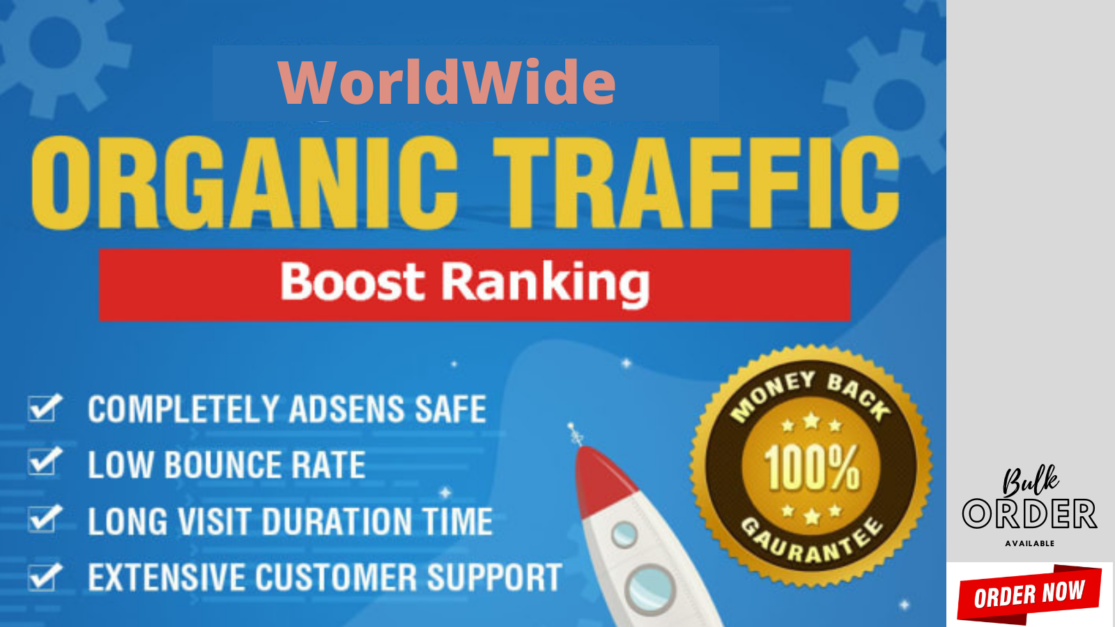 Worldwide Website Visitors Now Order Today to Get Bonus as well