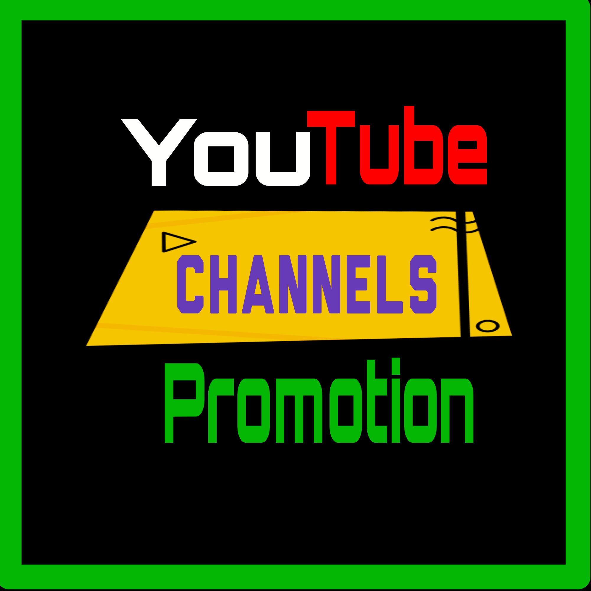 Real & Genuine Channels Promotion