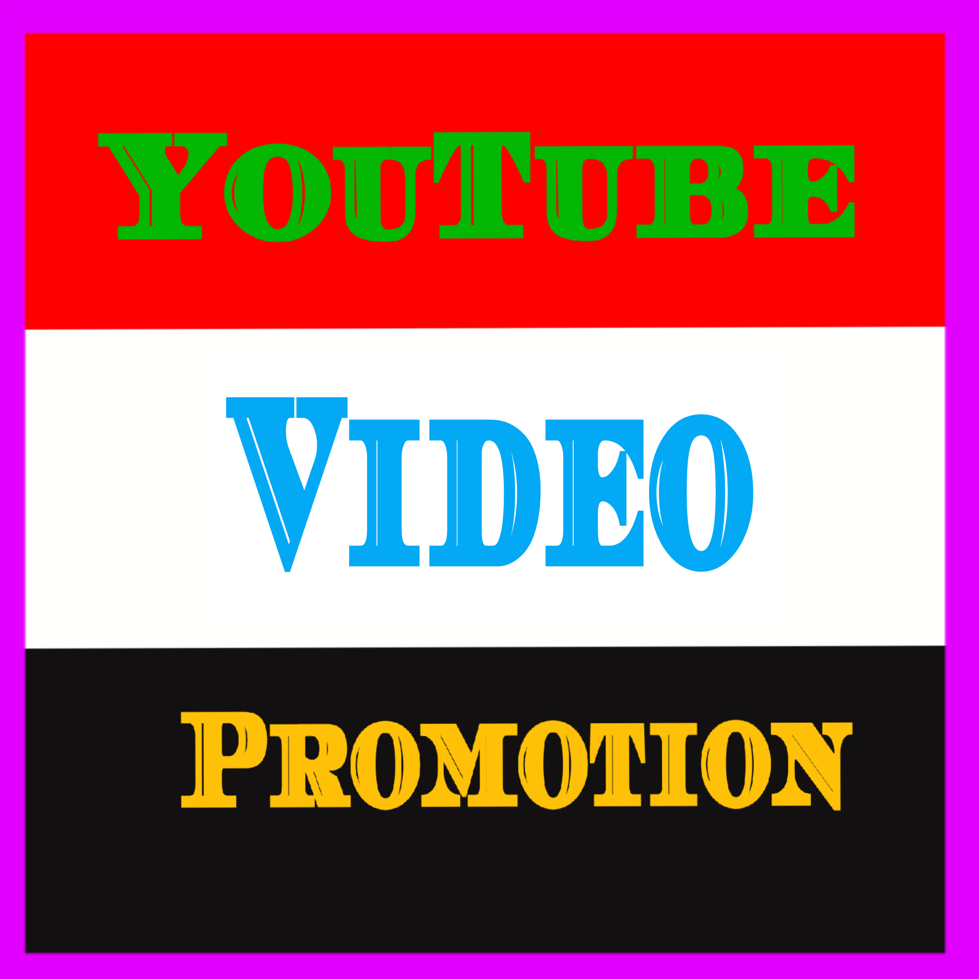 Super Offer YouTube Video Promotion