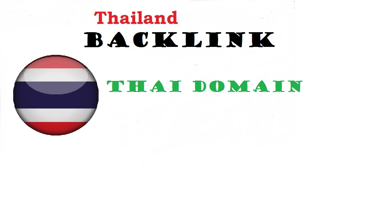 Made 15 High Matrix Thailand Authority Do follow PR Thai Domain Forum Backlinks