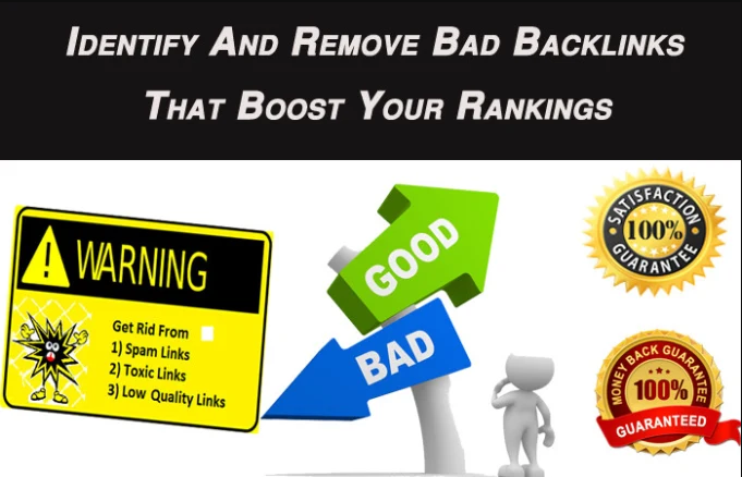 Finding & Fixing Toxic Backlinks - Keep Safe from Google Update