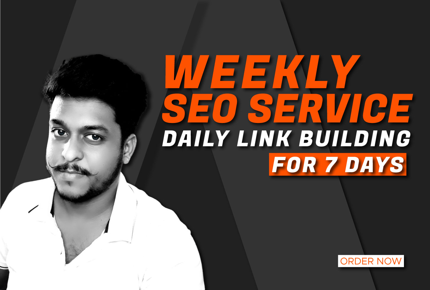 WEEKLY SEO SERVICE - Get Higher Ranking in 7 days