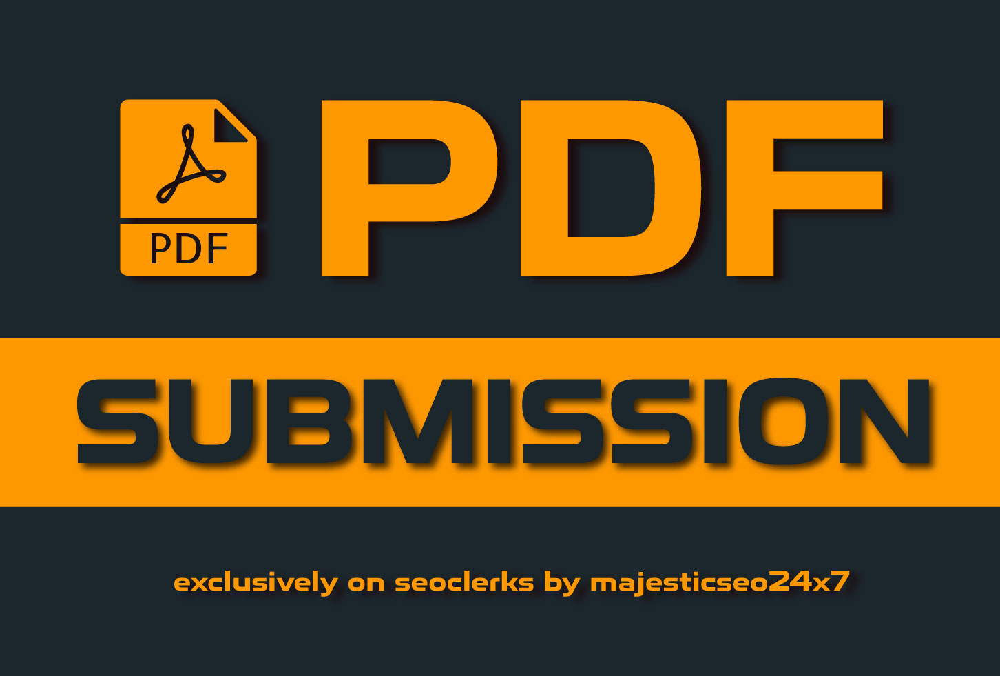 High DA Manual PPT, PDF Creation & Submission Service