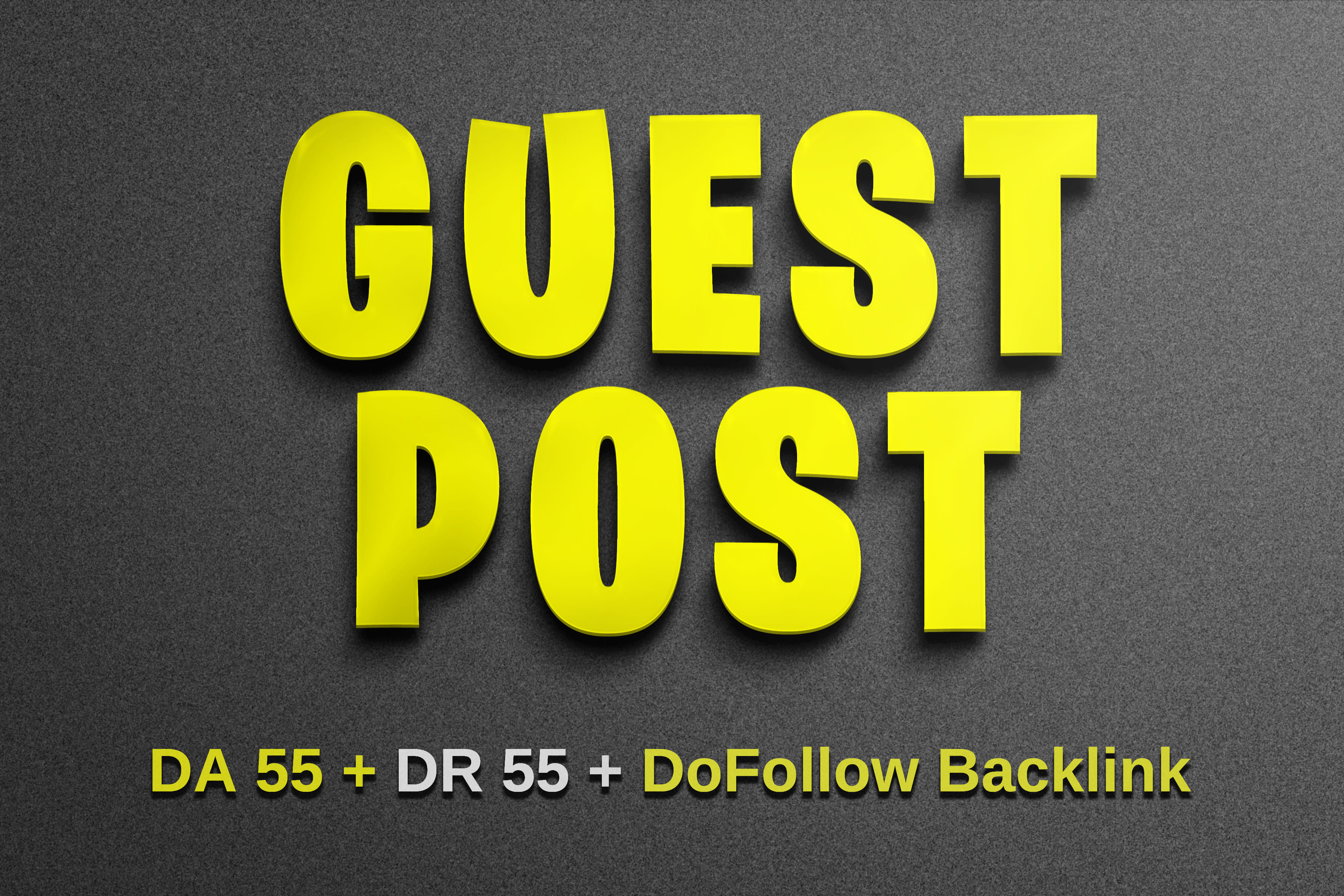 do guest posting or Link insertion as a outreach blogger, dofollow link building service, big sites