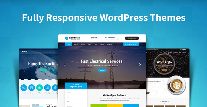 I will develop a business wordpress website for you