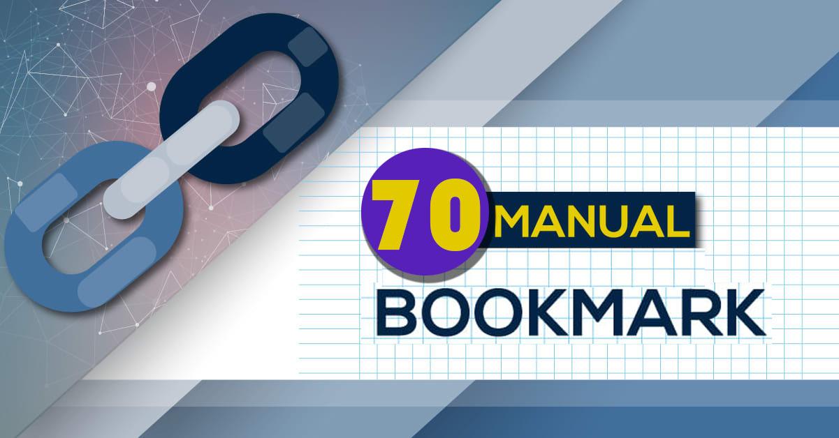 Manual SEO 35 Tumblr + 35 Diigo Bookmar Backlink From High PR9 Site