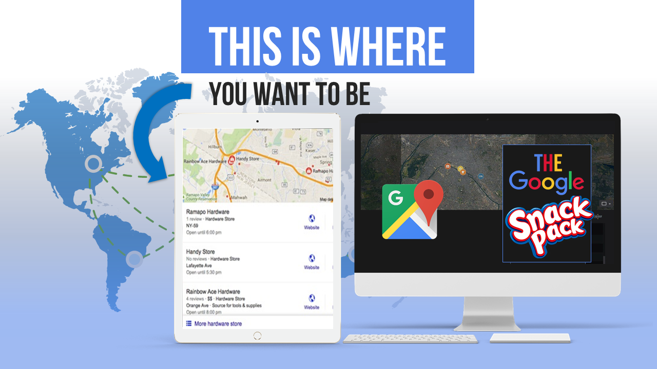 100 Google maps citations for local SEO domination