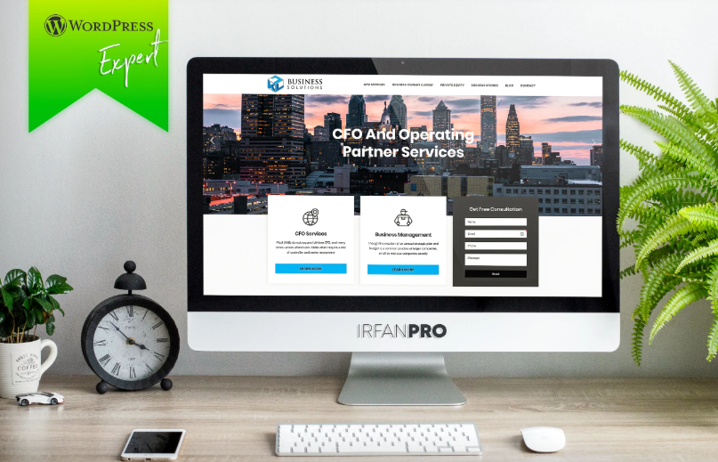 design a responsive wordpress website or blog for you