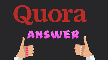 i will Promote your website 10 high quality Quora Answer with website backlink