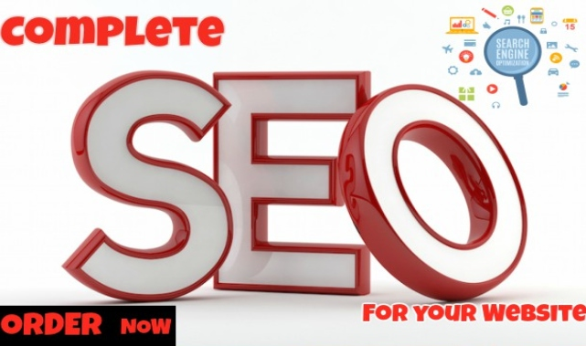 We Will Do Complete Seo For Your Website To Rank High In Google