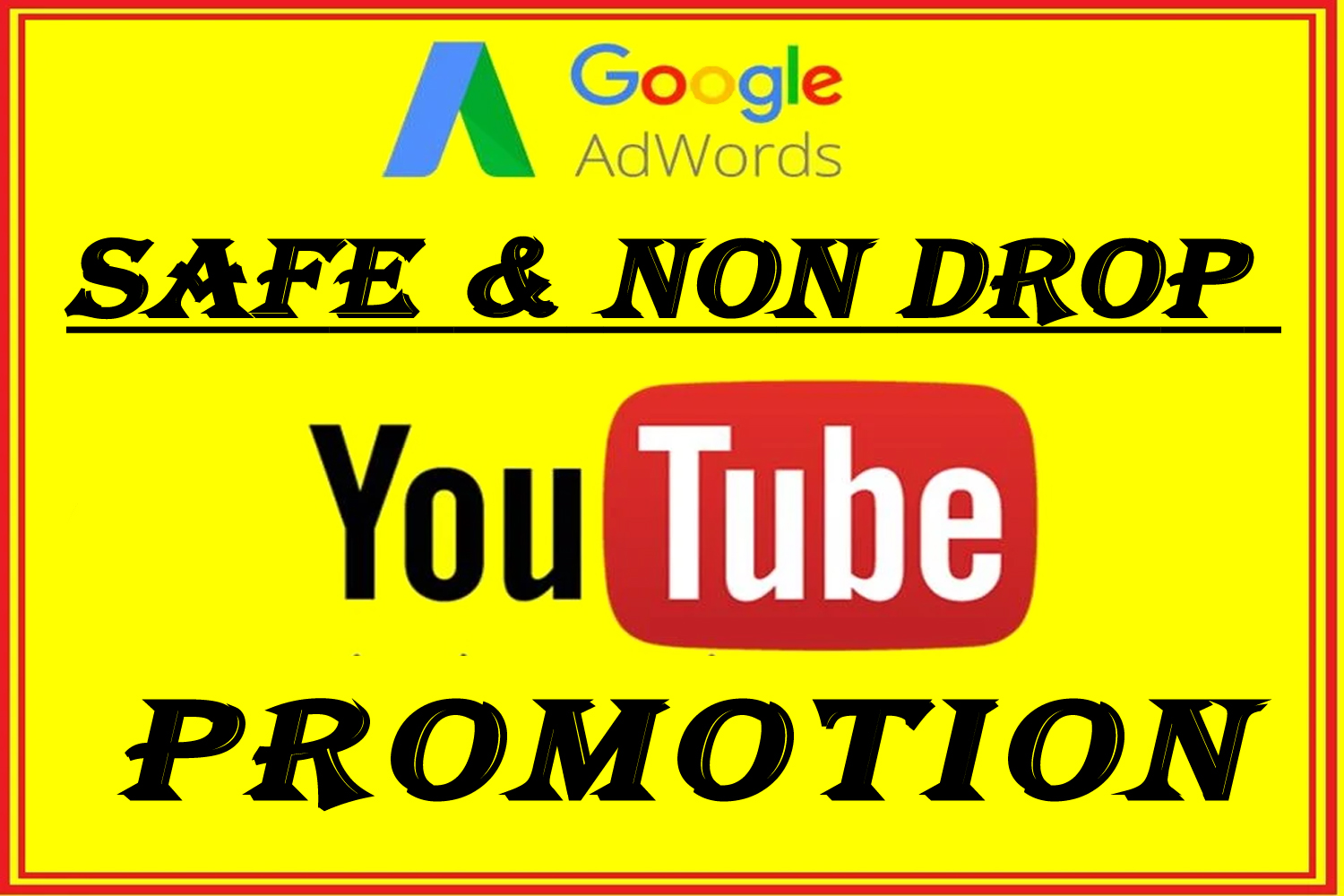 YouTube video Promotion and Marketing real and fast