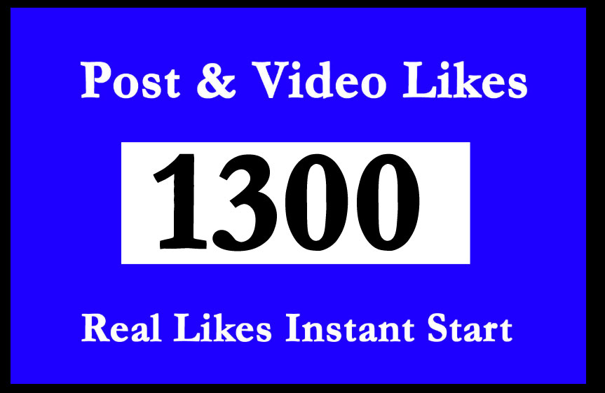 Instantly HQ 1300 Picture post video promotion marketing