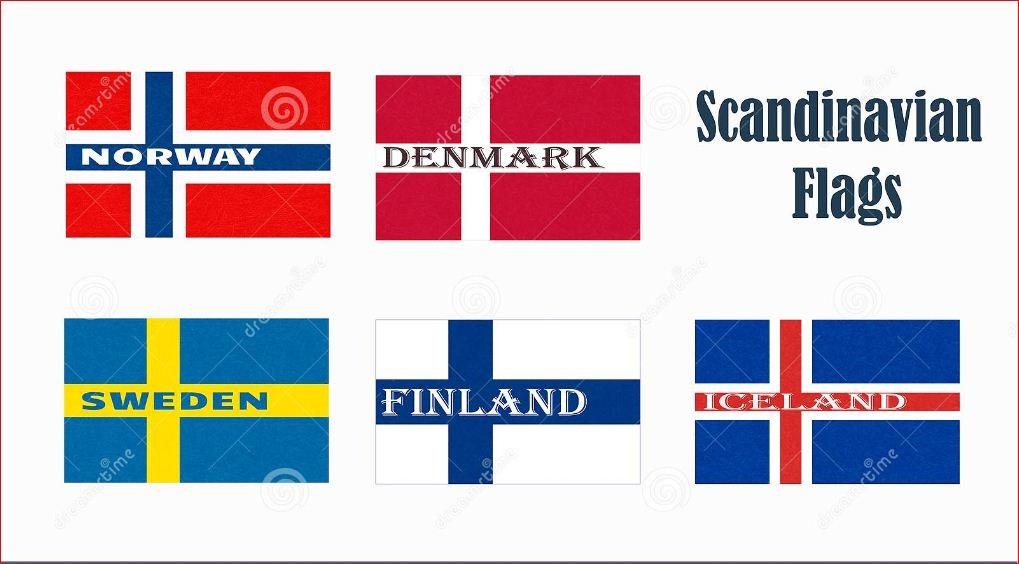 VISITORS FROM DENMARK, NORWAY & SWEDEN TO YOUR WEBSITE Scandinavia