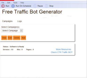 Traffic Bot Generator high-quality organic traffic