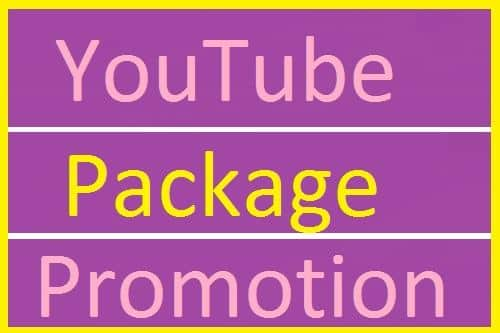 YouTube Video promotion manually Marketing Real Audience