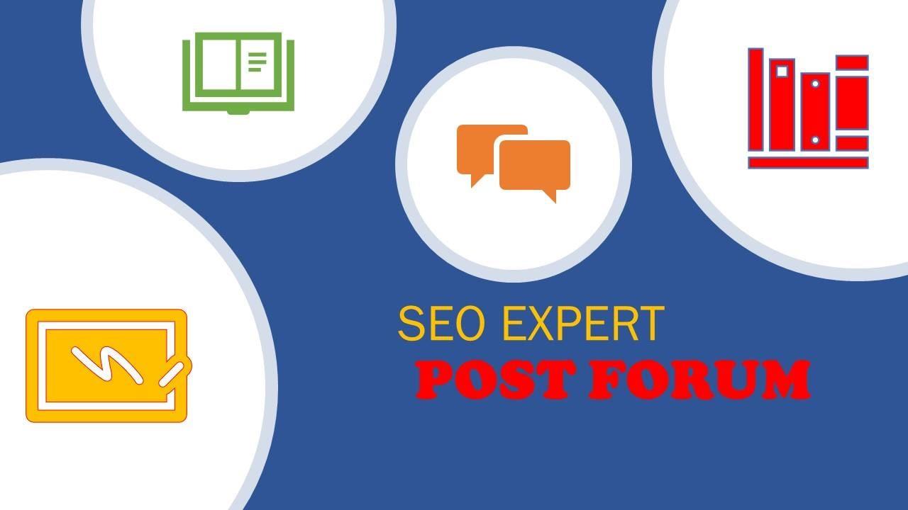I can do 35 HQ Social Forum Posting back-links for your website