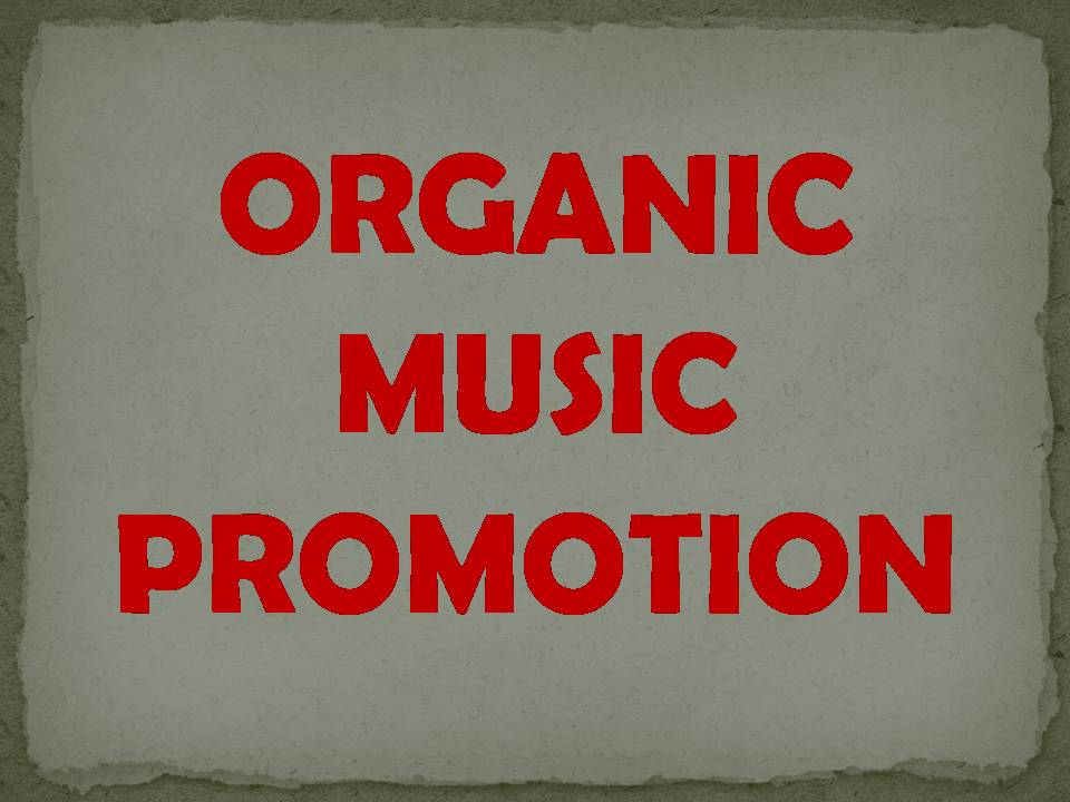 Mamual High Quality Music/Artist Profile Promotion
