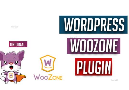 I will install woozone woocommerce amazon affiliate plugin