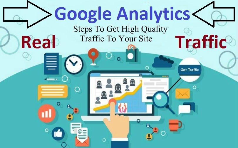 SKYROCKET 10,000 Website Worldwide Google Analytics Traffic Marketing Instagram, FaceBook Traffic