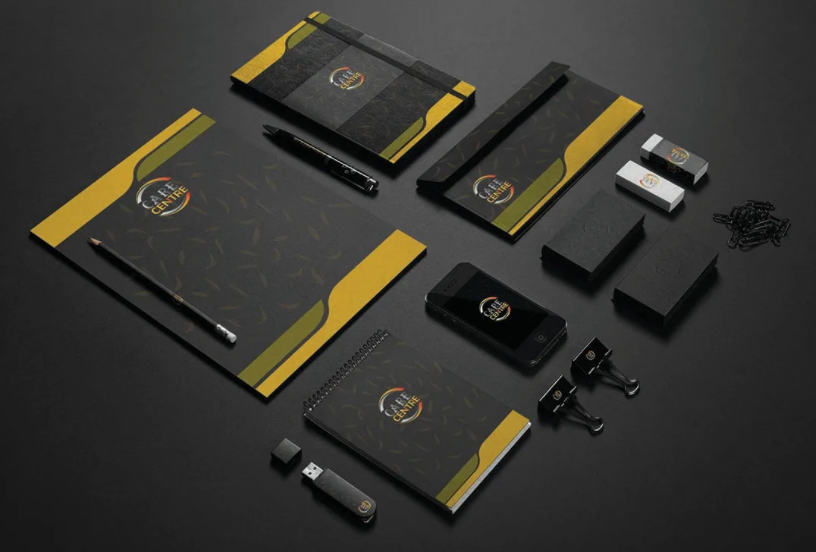 I will design business card or stationery