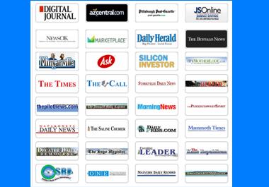 Press Release Distribution ON 250+ NEWS Websites   Top Ranked NEWS Websites