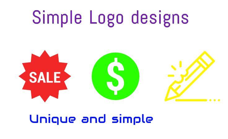 Simple and Unique Logo designs ideas