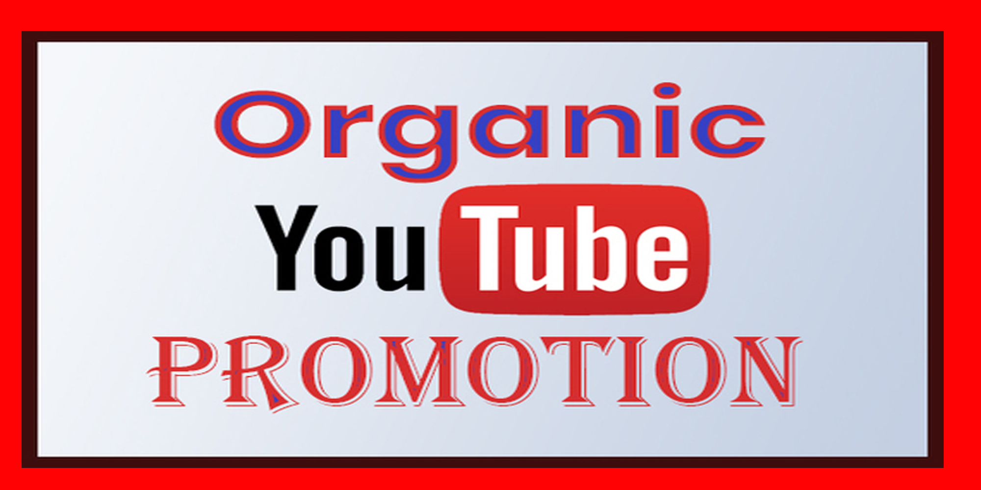 I will do your YouTube video promotion via google ads