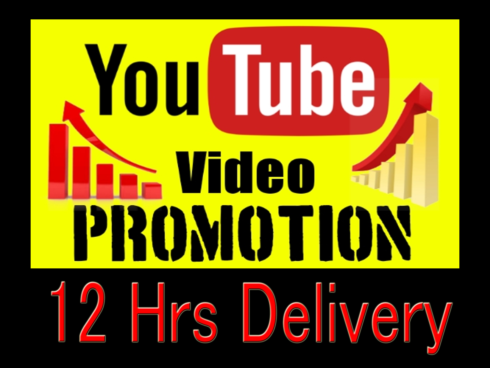 Organic HQ HR YouTube Video Promotion And Social Media Marketing