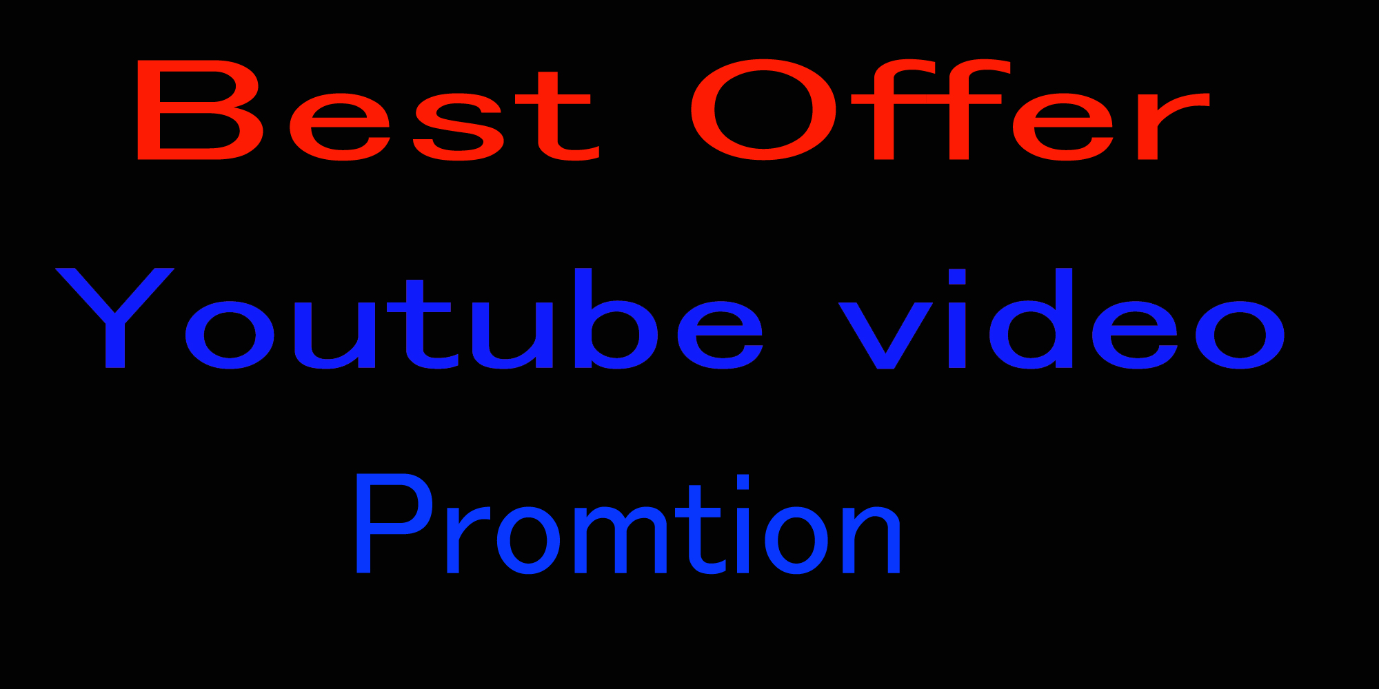 Organic Youtube video music promotion and Social ranking marketing