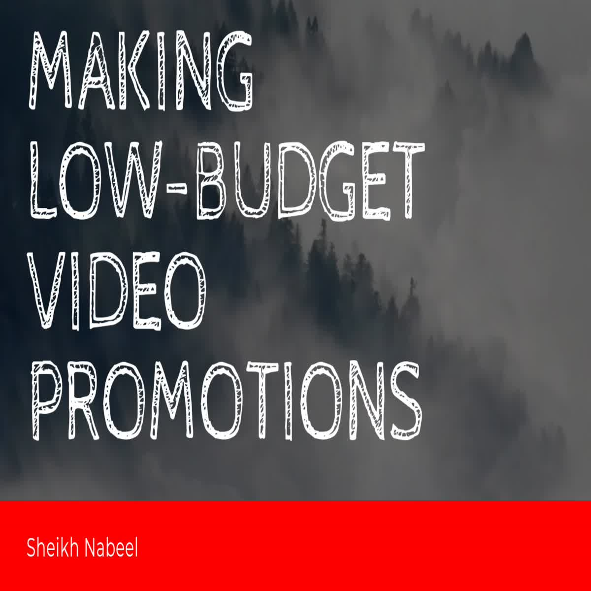 I will do organic promotion to boost your engagment